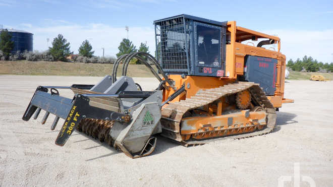 Mulchers Forestry Skid Steer More For Sale Ritchie Bros